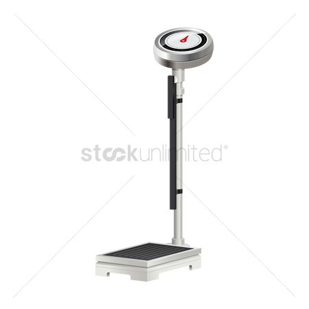 Hospital : Weight machine