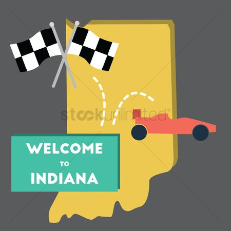 Indiana : Welcome to indiana state