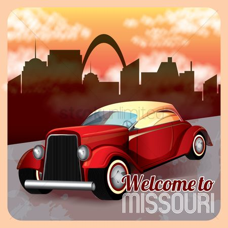 Arch : Welcome to missouri