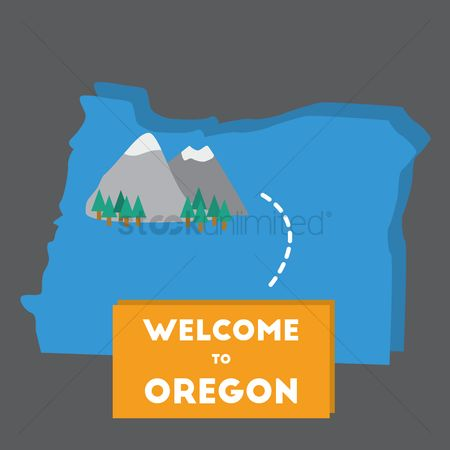 Oregon : Welcome to oregon state