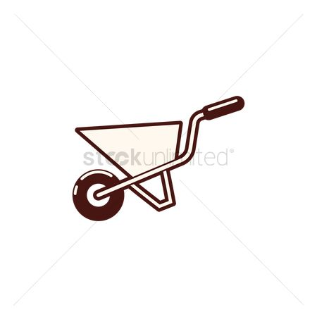 Ferrying : Wheel barrow