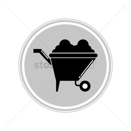 Ferrying : Wheelbarrow icon
