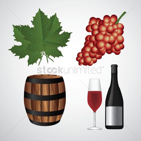 Grapes : Wine elements