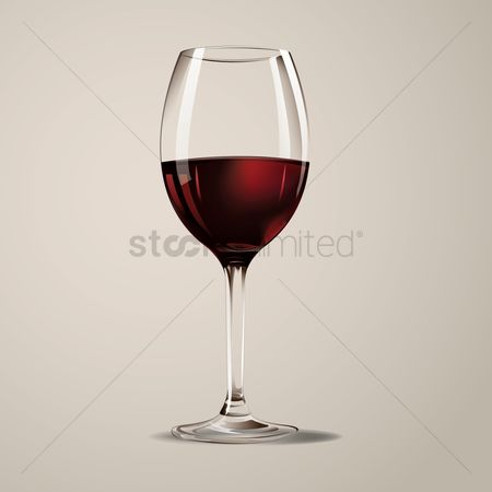 Container : Wine glass