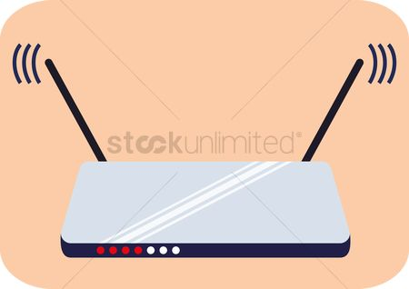 Routers : Wireless network router
