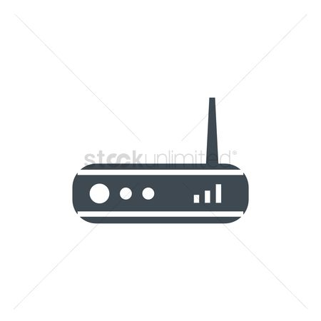 Routers : Wireless router