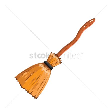 Brooms : Witch broomstick