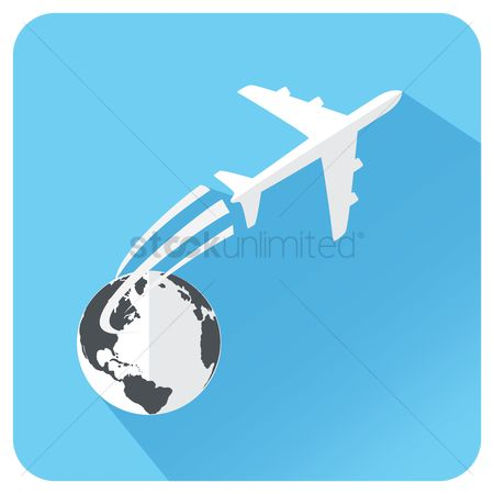 Flights : Worldwide delivery