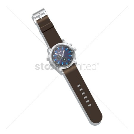 Minute : Wrist watch