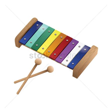 Percussions : Xylophone