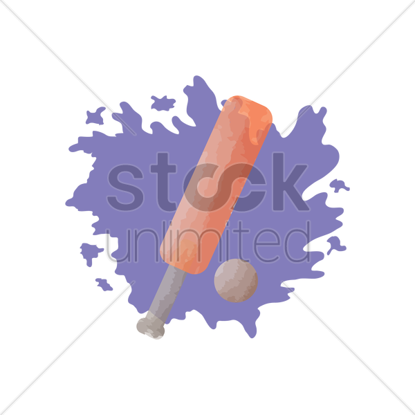cricket vector graphic
