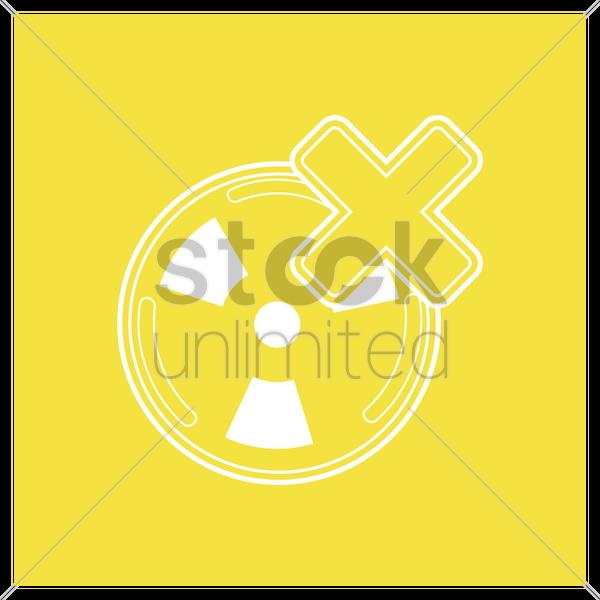 Radioactive Symbol Vector Image 2017327 Stockunlimited