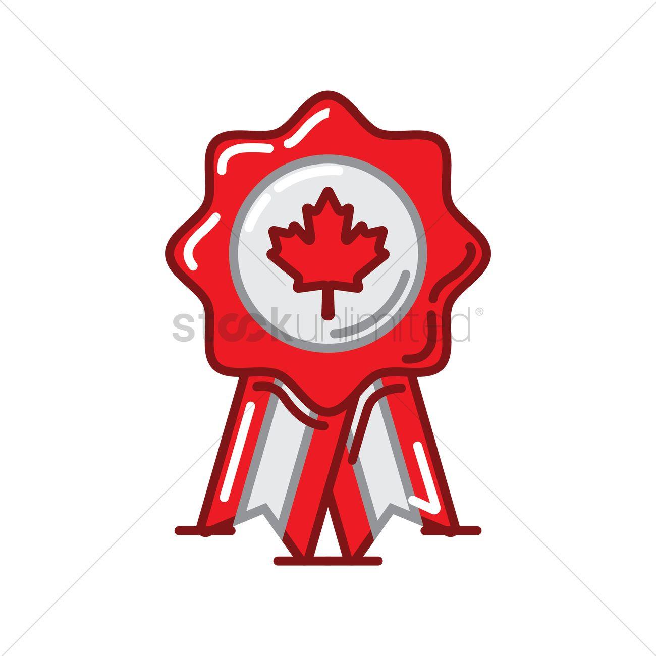 Badge ribbon Vector Image - 1962971 | StockUnlimited
