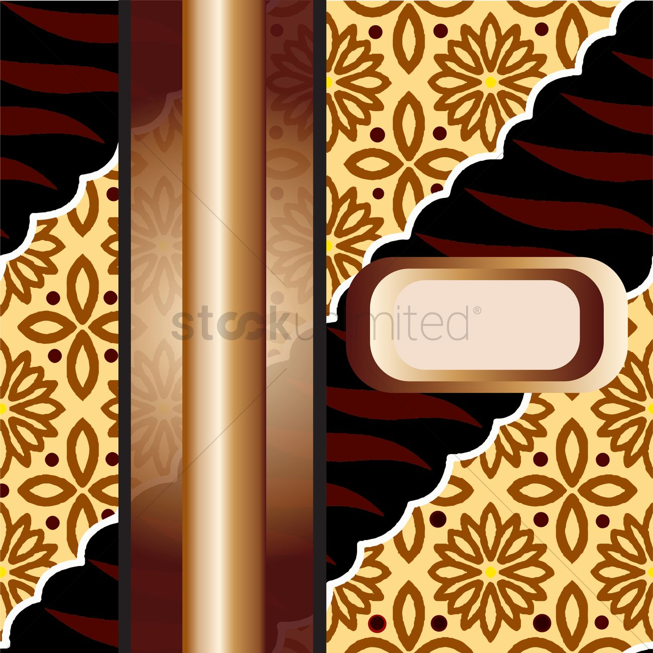 batik background with copyspace vector image 1447695 stockunlimited batik background with copyspace vector