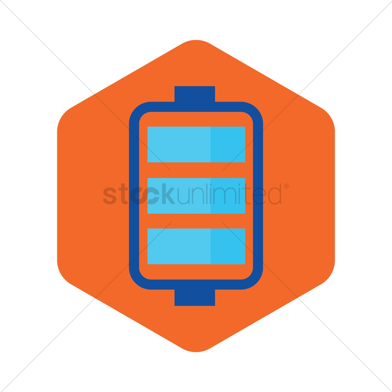 Free Battery Level Indicator Vector Image 1247695 Stockunlimited Graphic
