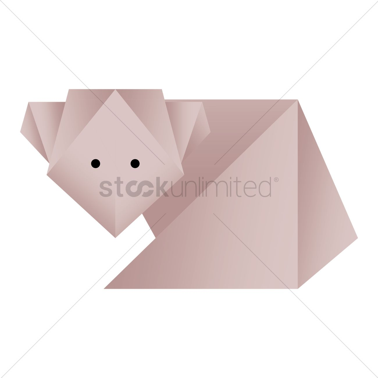 How To Make An Origami Bear - YouTube | 1300x1300