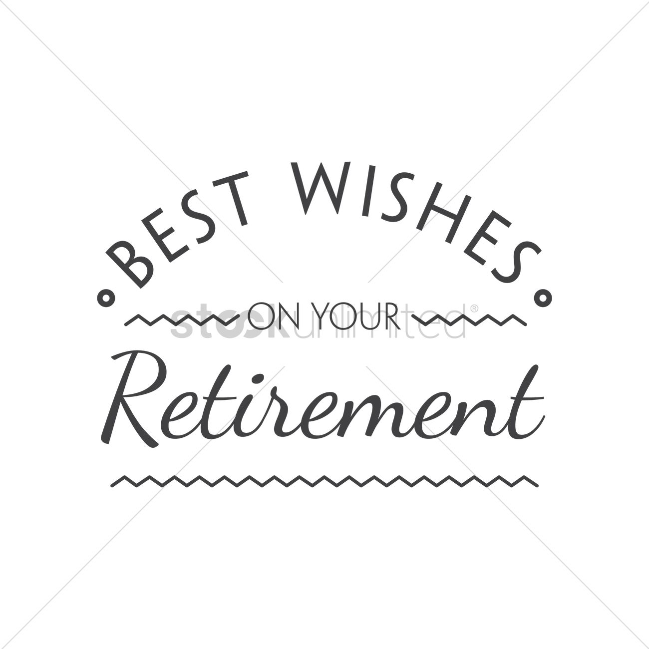 Best wishes on your retirement vector image 1791251 stockunlimited best wishes on your retirement vector graphic kristyandbryce Images