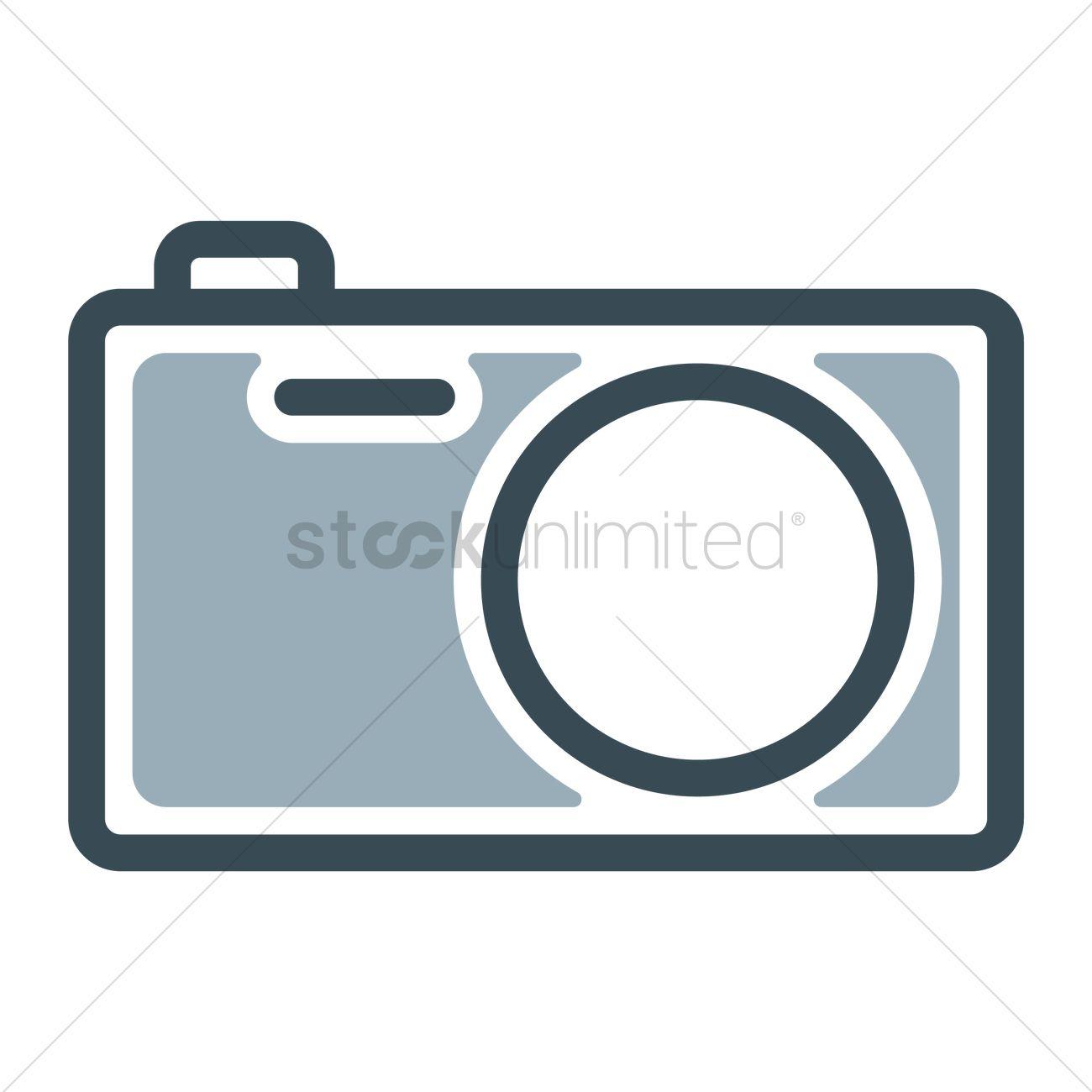 camera icon vector image 1821211 stockunlimited rh stockunlimited com camera flat icon vector video camera icon vector