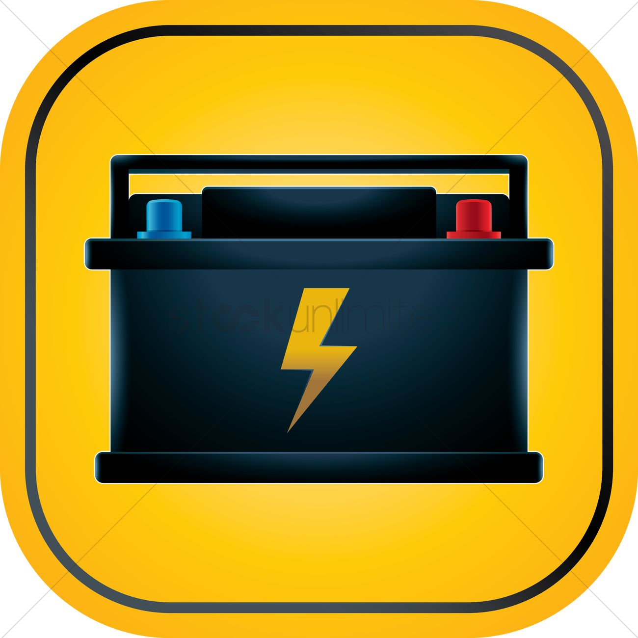 free car battery vector image 1322799 stockunlimited free car battery vector image 1322799