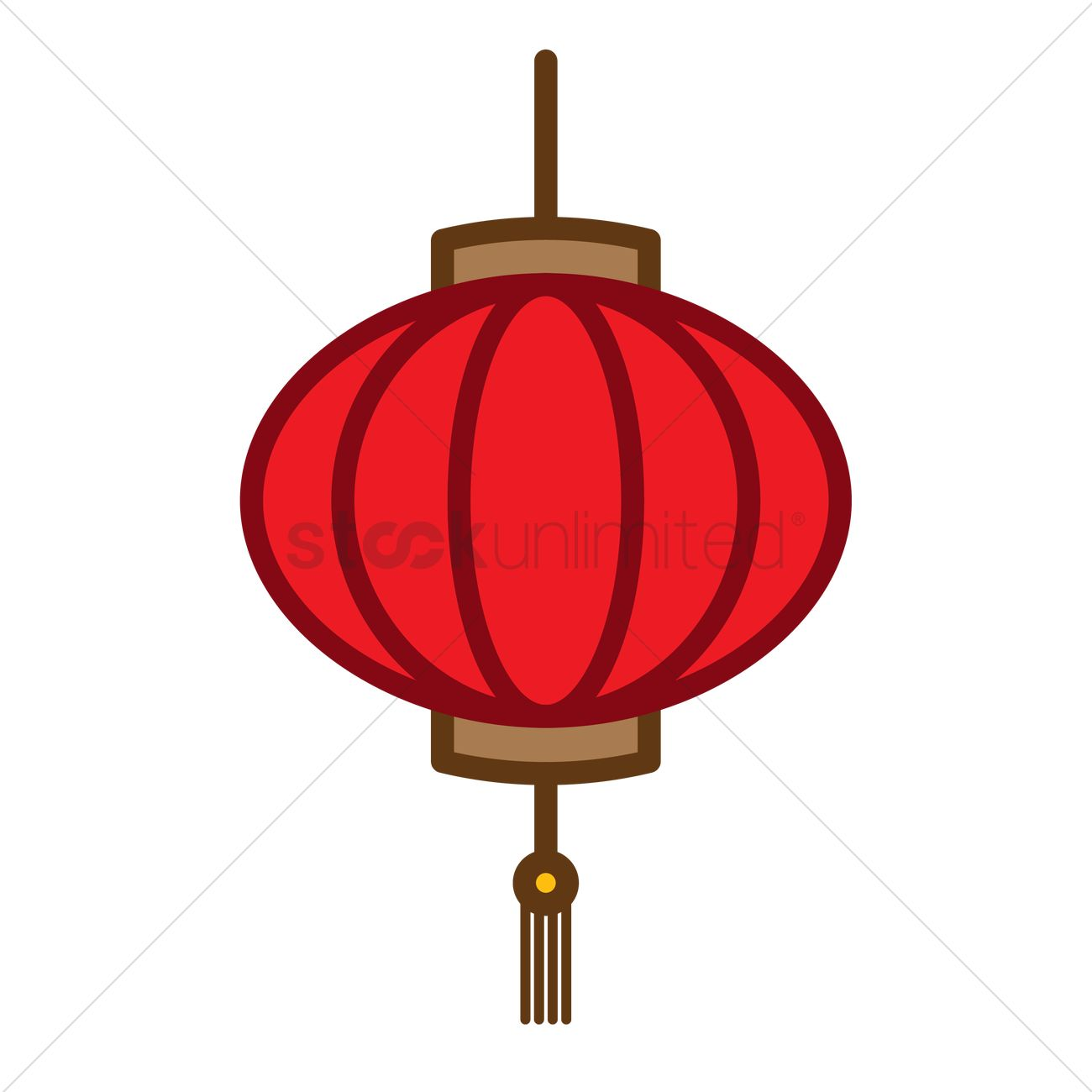Chinese lantern vector image 1972779 stockunlimited for Chinese vector