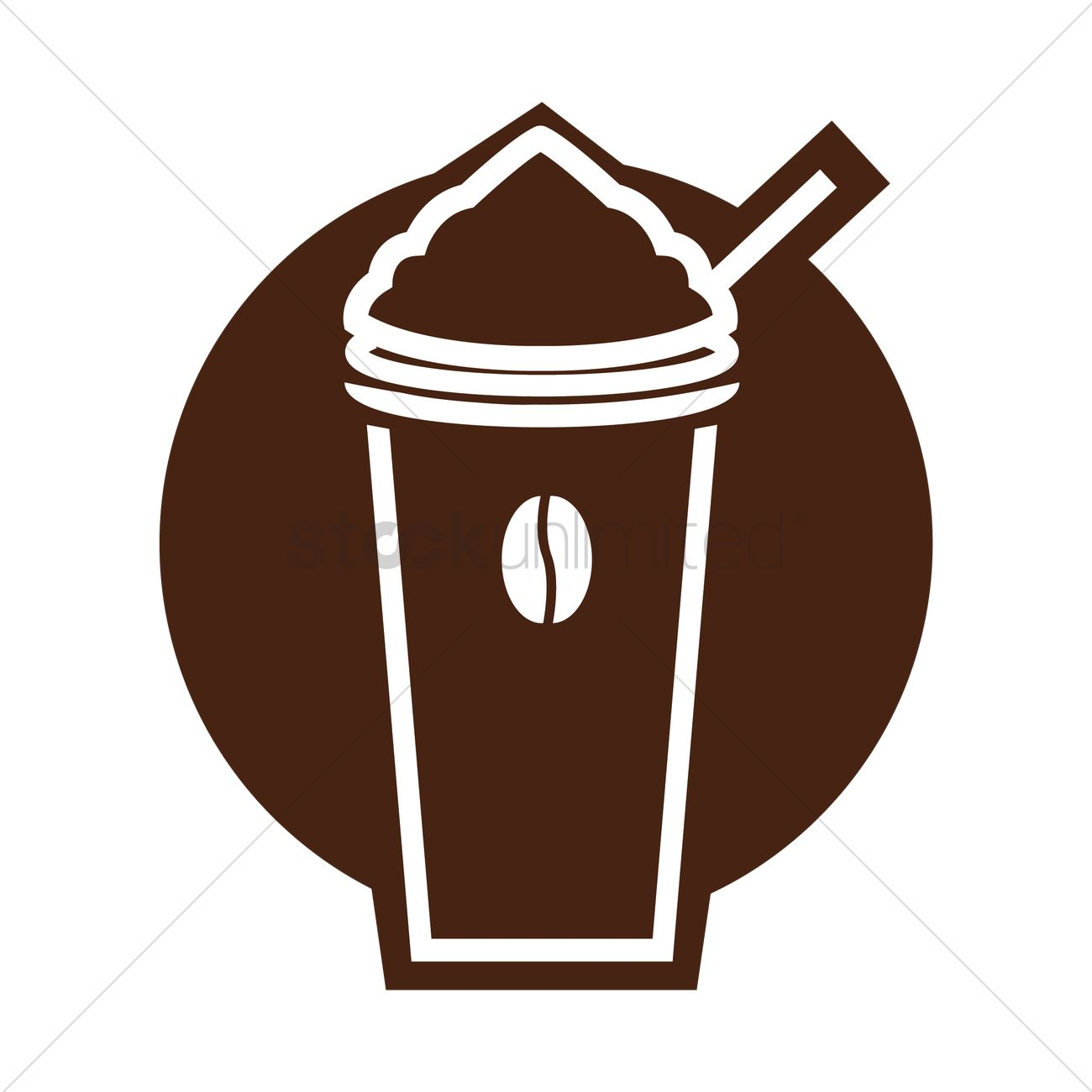 Cold Coffee Clipart
