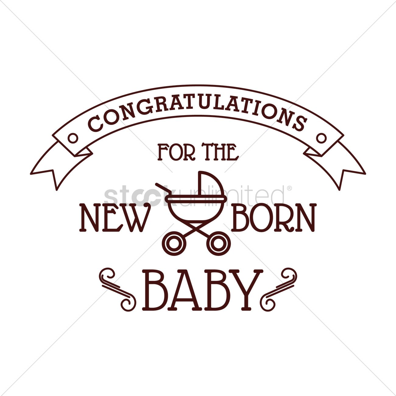 new born baby congrats