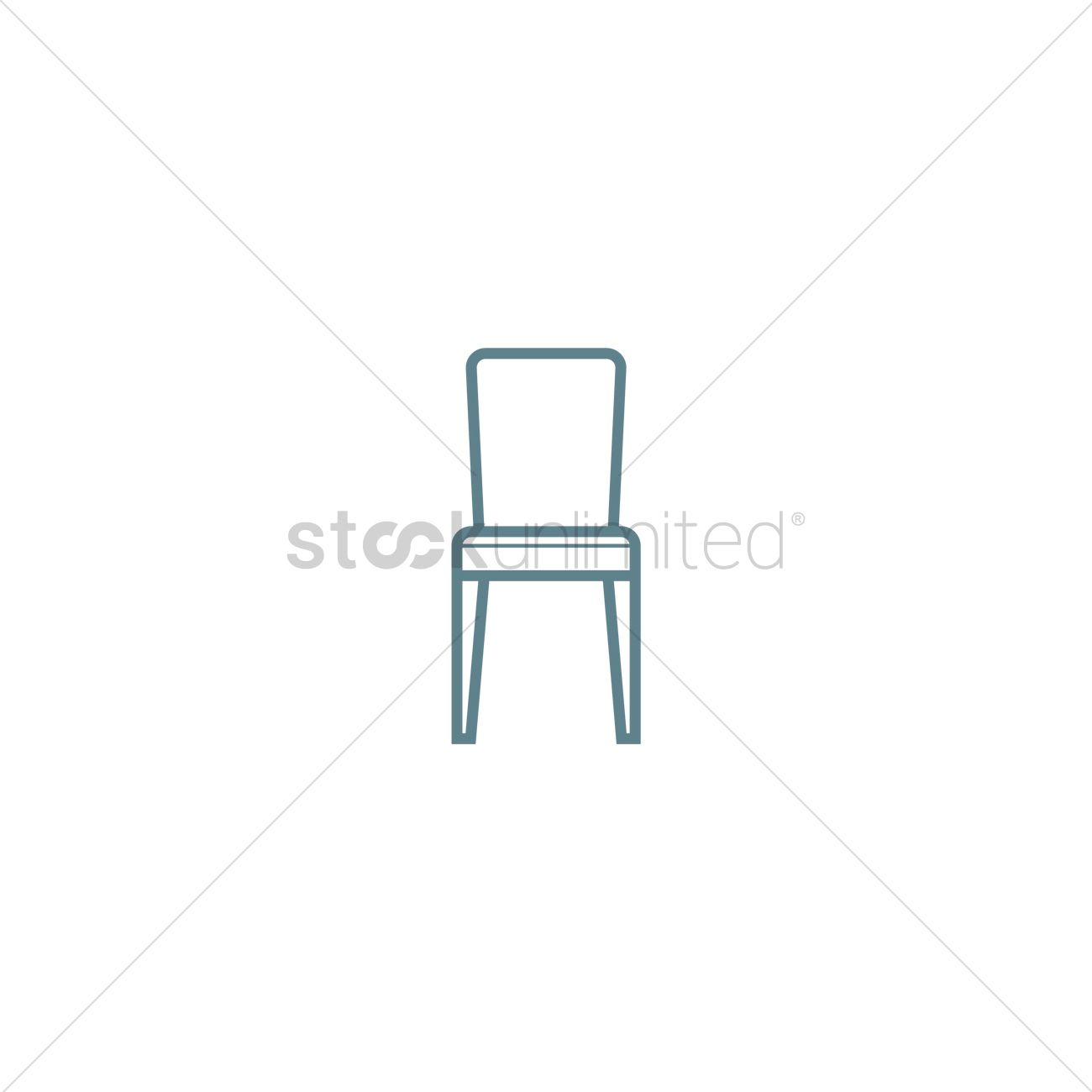 Dining chair Vector Image - 3  StockUnlimited