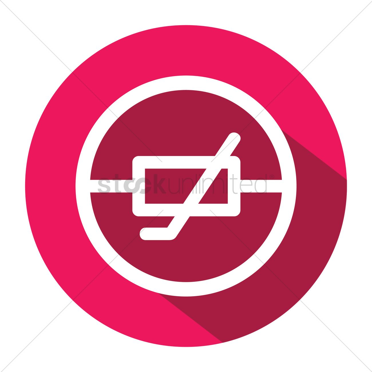 Free Electric Circuit Symbol For Thermistor Vector Image 1248247 Graphic
