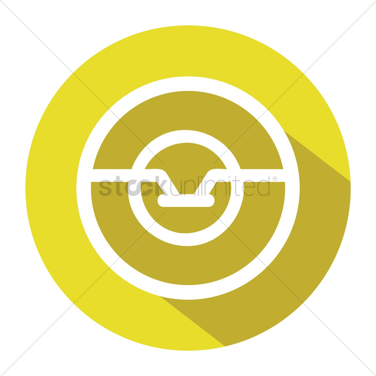 Free Electric Circuit Symbol For Transistor Vector Image 1248235