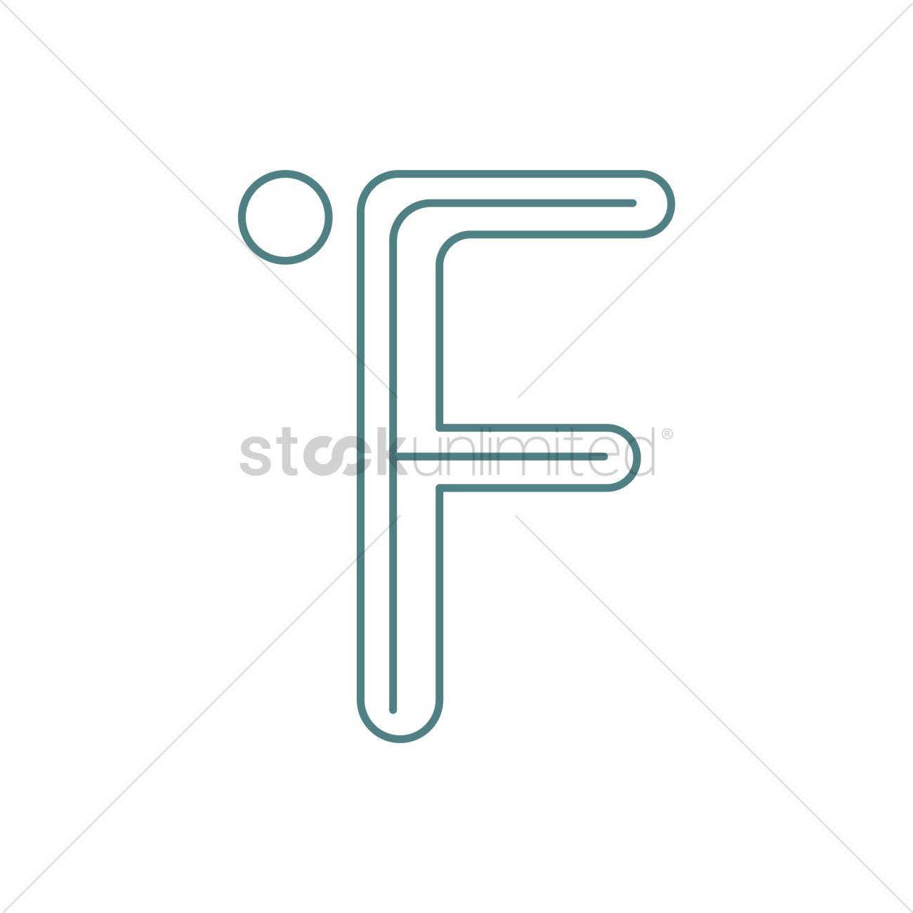 Fahrenheit symbol vector image 1364879 stockunlimited fahrenheit symbol vector graphic biocorpaavc Choice Image
