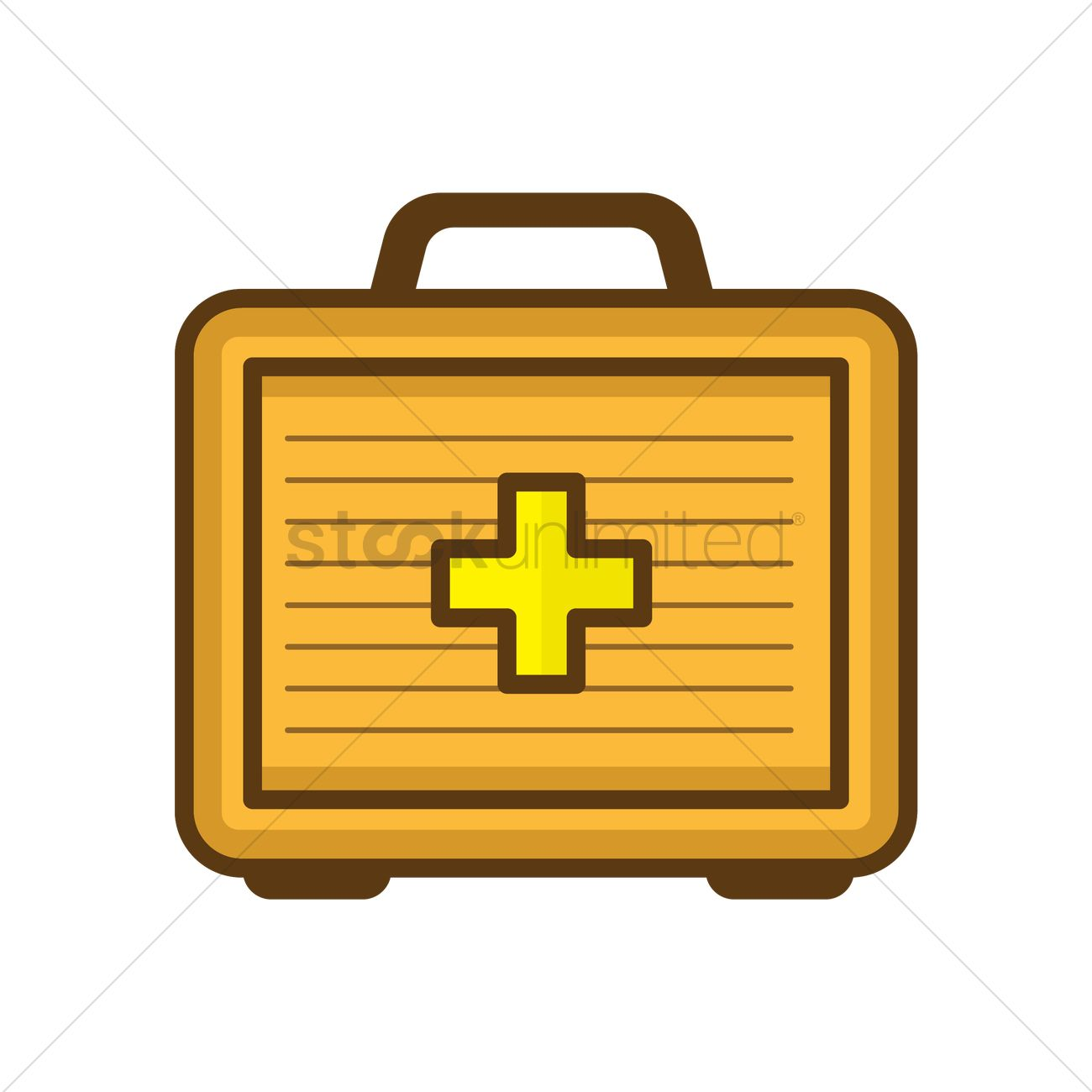 First aid kit Vector Image - 1870175 | StockUnlimited