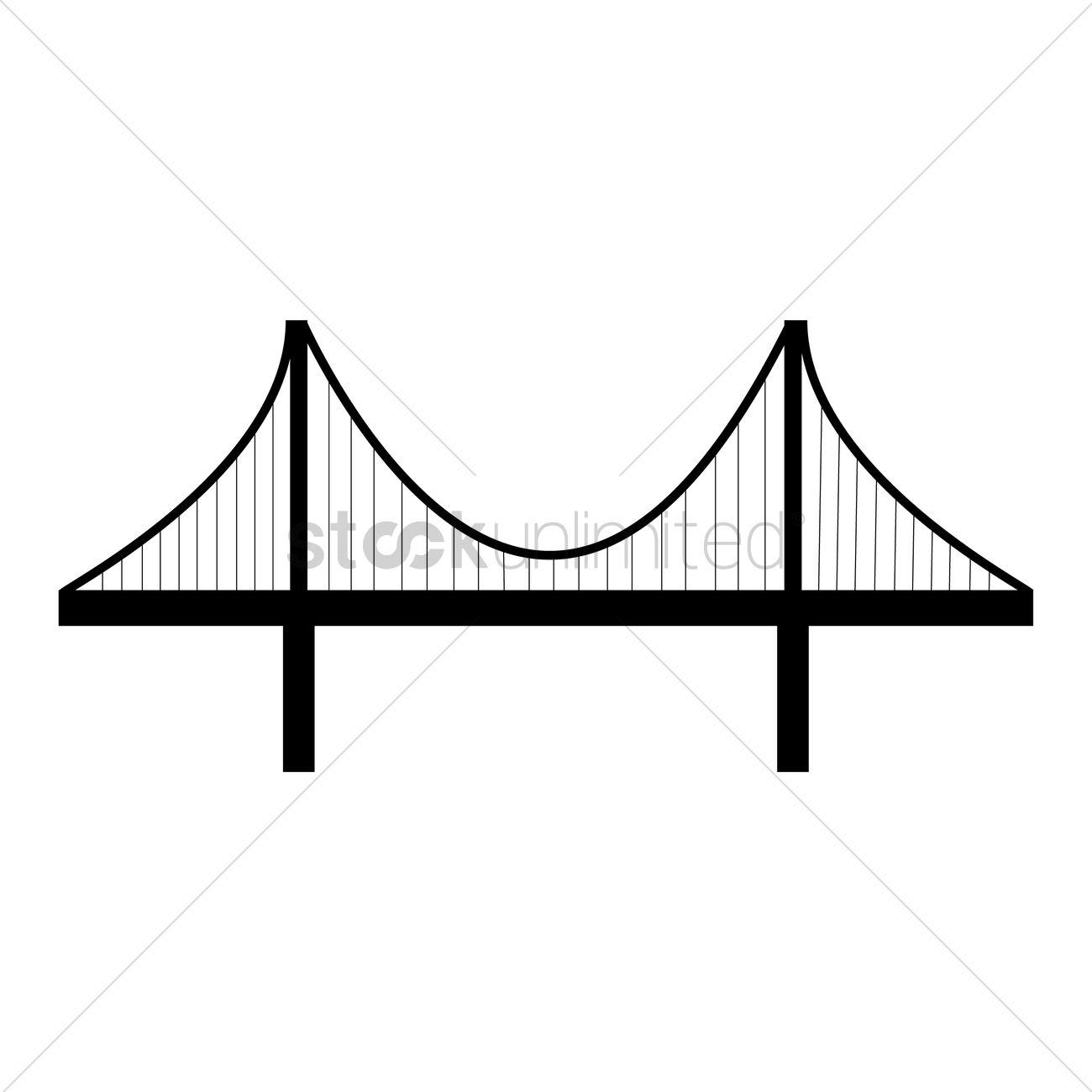 golden gate bridge vector image 1503627 stockunlimited rh stockunlimited com golden gate bridge vector image golden gate bridge silhouette vector