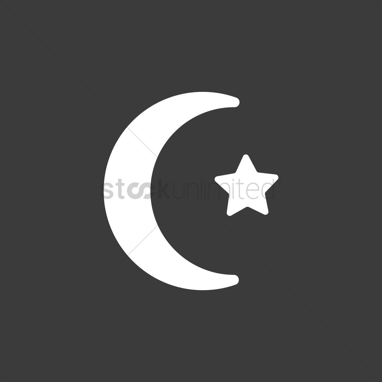 Islamic Symbol Vector Image 2029399 Stockunlimited