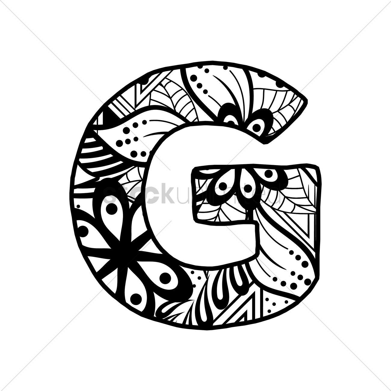 Letter G Different Fonts  MaggiLocustdesignCo