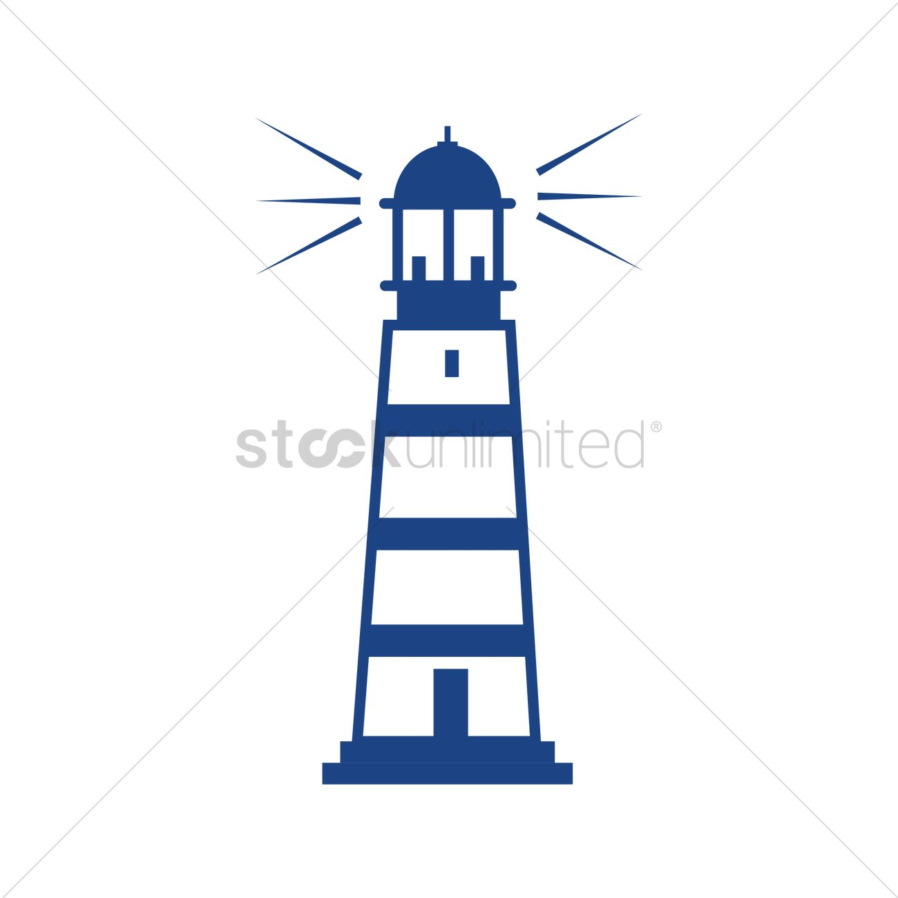 free lighthouse vector image 1546719 stockunlimited rh stockunlimited com lighthouse vector and raster charts lighthouse vector free download