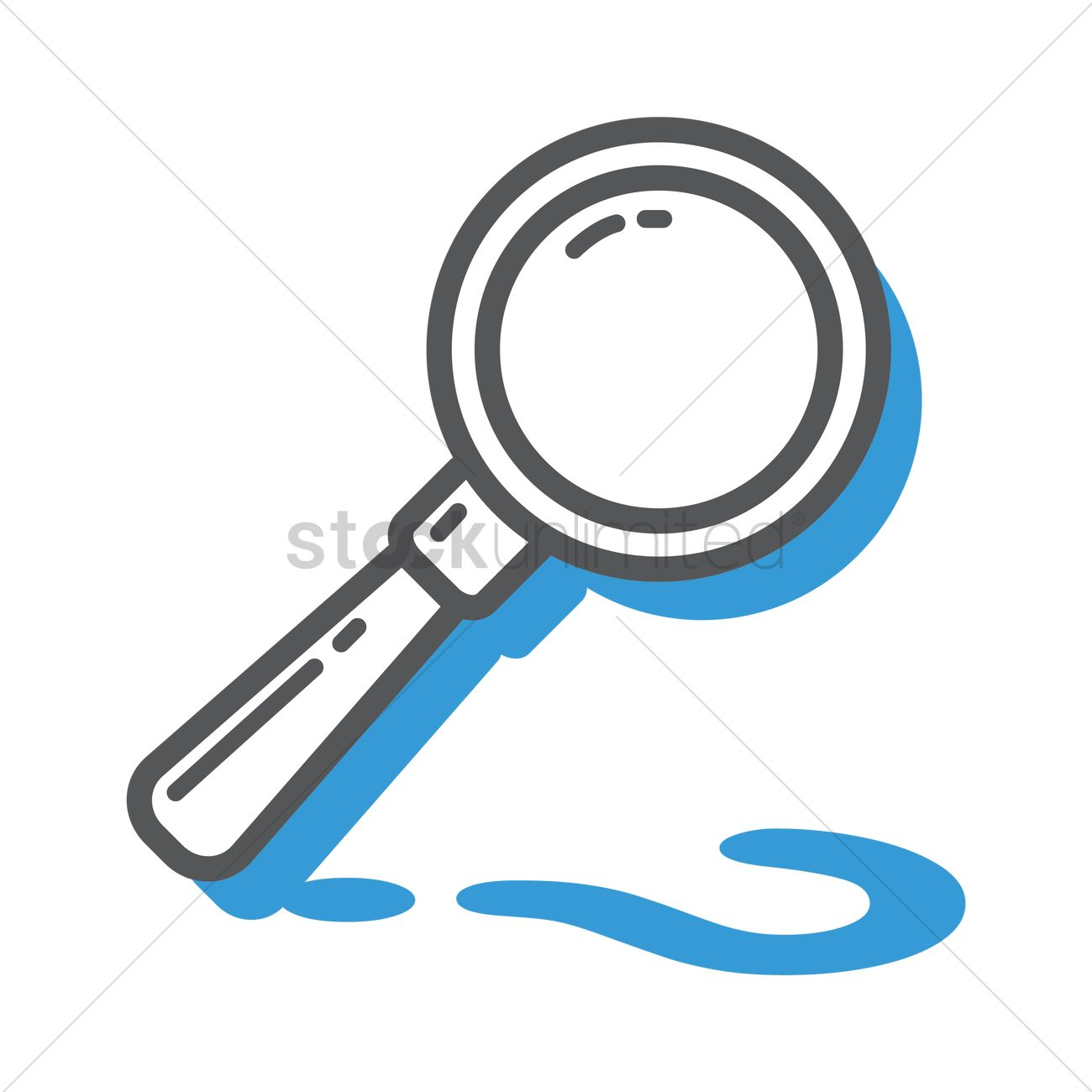 Illustration of magnifying glass icon   free image by rawpixel.com   Magnifying  glass, Magnifier, Illustration