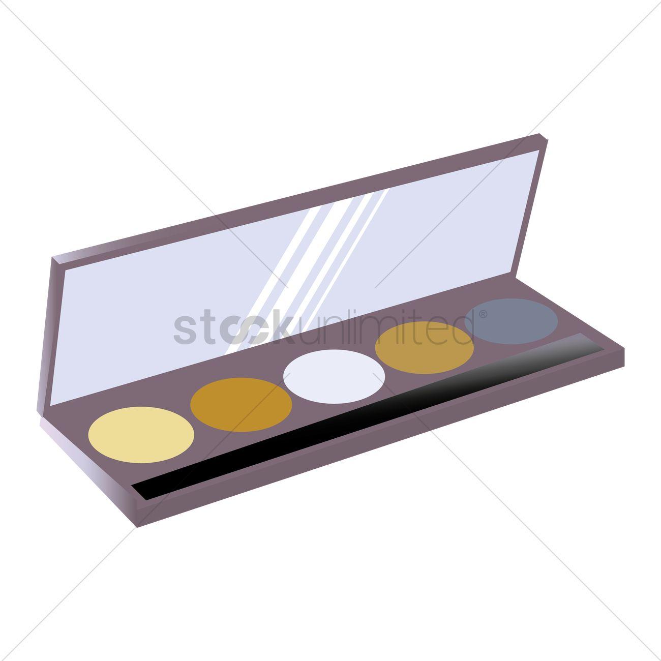 Free Makeup Kit Vector Image 1402495