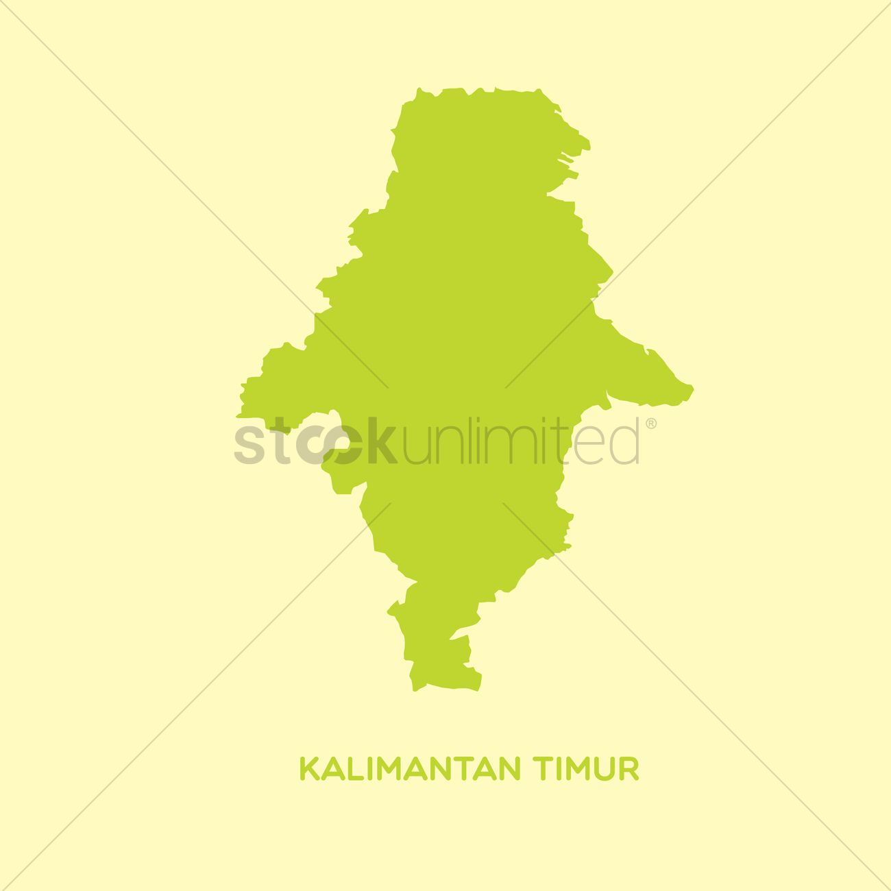 map of kalimantan timur vector image 1480443 stockunlimited map of kalimantan timur vector image