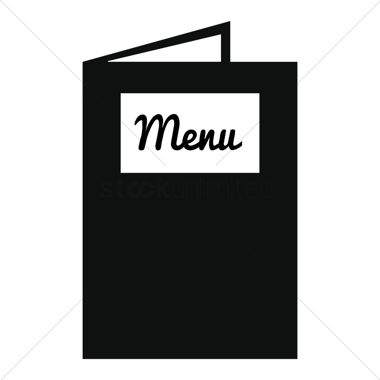 Hasil carian imej untuk menu book vector