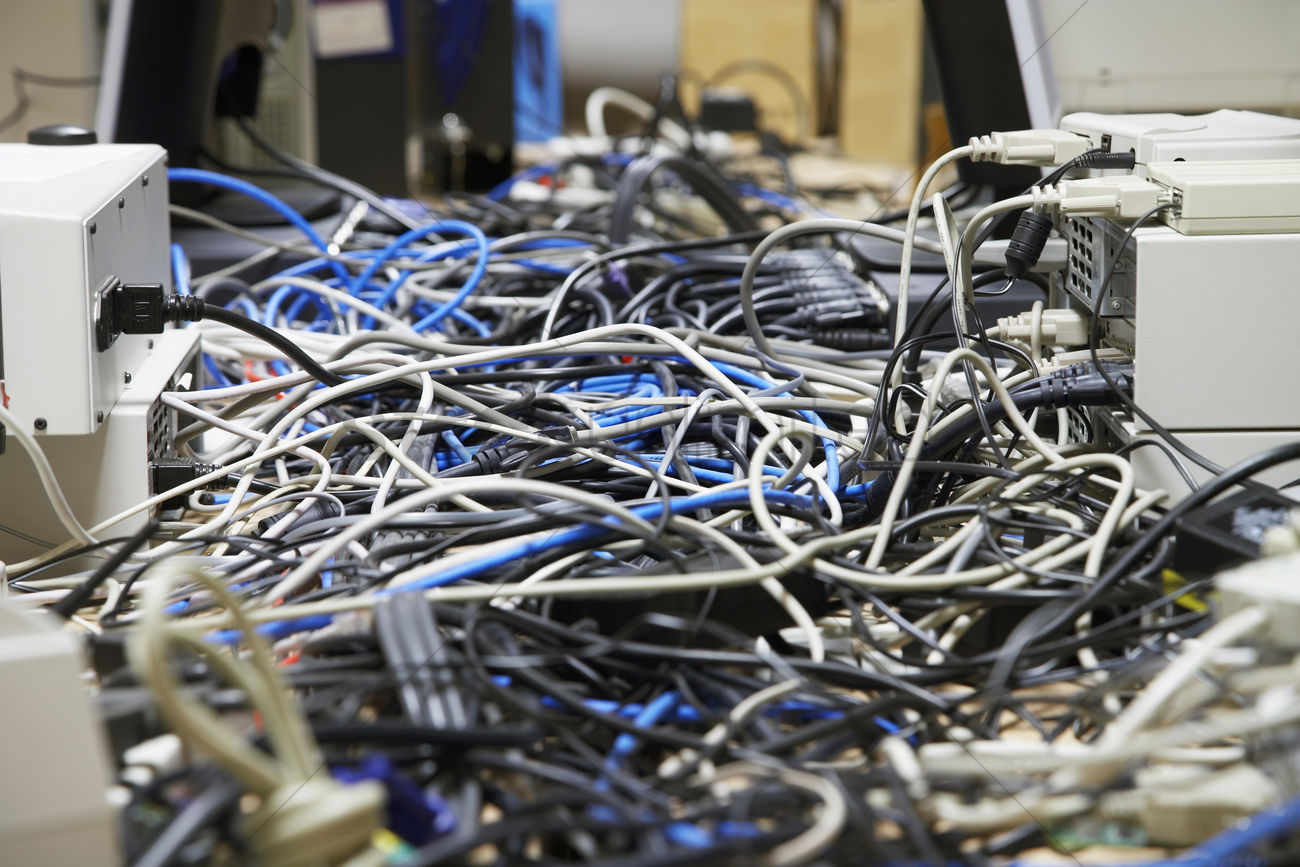 Computer Wire Mess Wiring Diagrams Cpu Diagram Img Tape