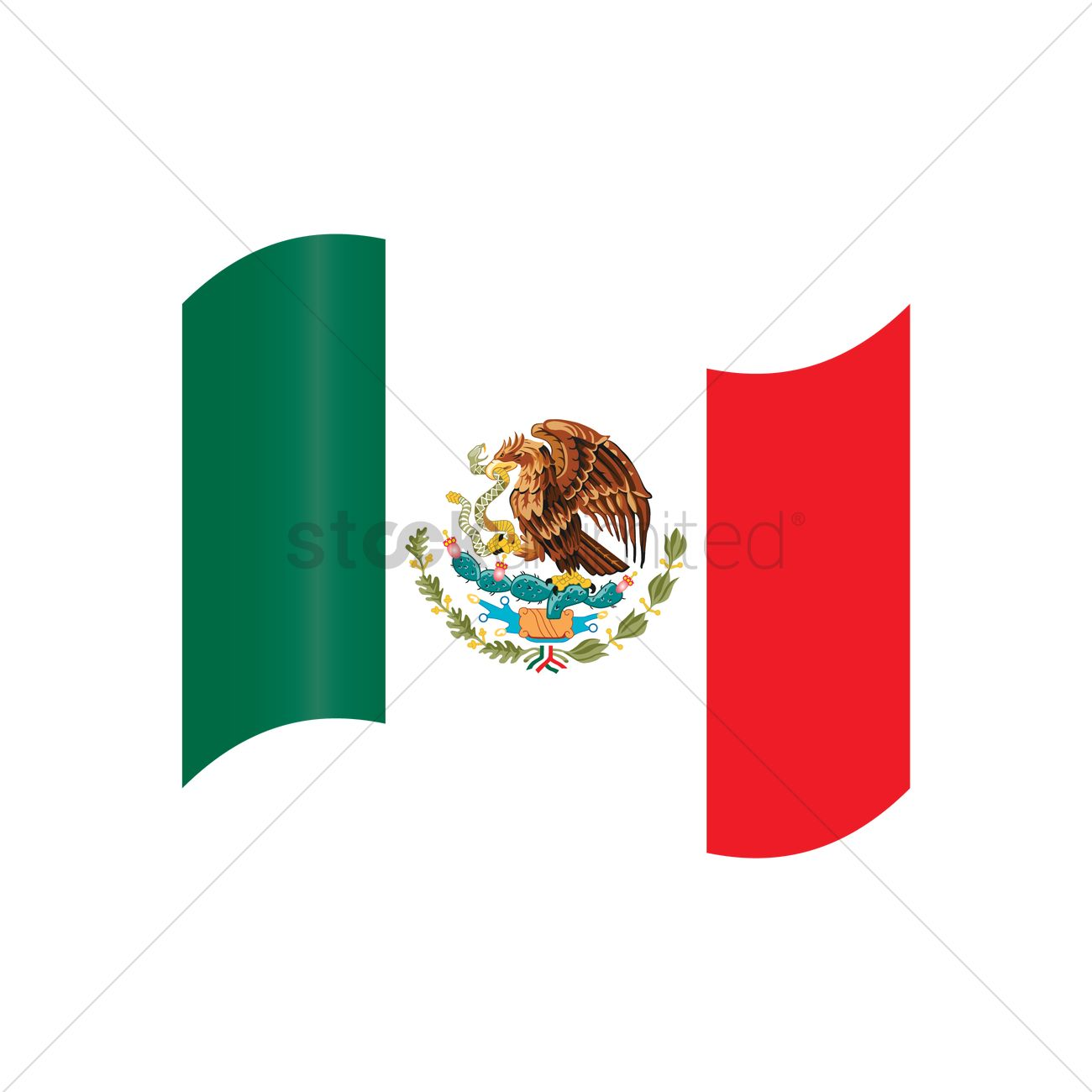 mexico flag icon vector image 1613999 stockunlimited rh stockunlimited com mexican flag vector mexico flag round vector