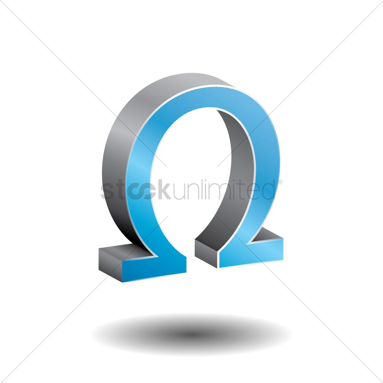 Omega symbol vector image 1821487 stockunlimited omega symbol vector graphic biocorpaavc Gallery