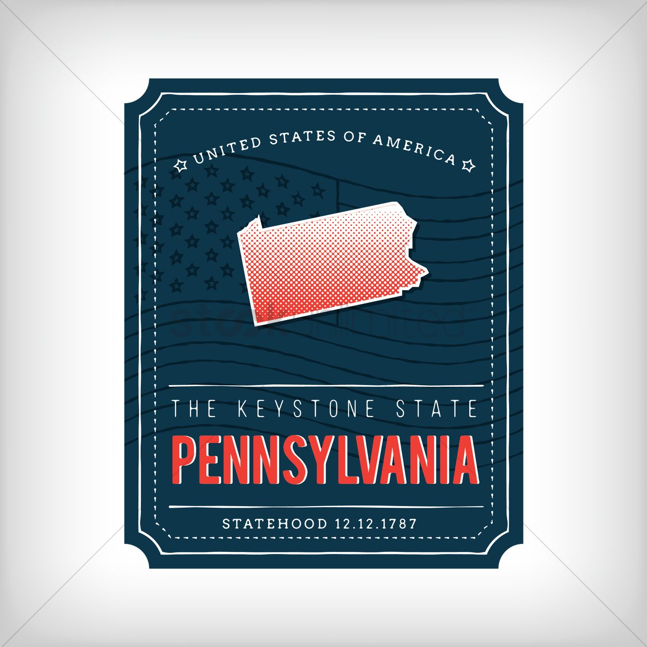 Pennsylvania map Vector Image - 1623691 | StockUnlimited on mountain state map, sioux falls state map, dupont state map, louisville state map, pueblo state map, arlington state map, sunshine state map, jefferson state map, aurora state map, union state map, webster state map, keystone city, empire state map, florence state map, north washington state map, national state map, beehive state map, highlands ranch state map, fort morgan state map, great lakes state map,