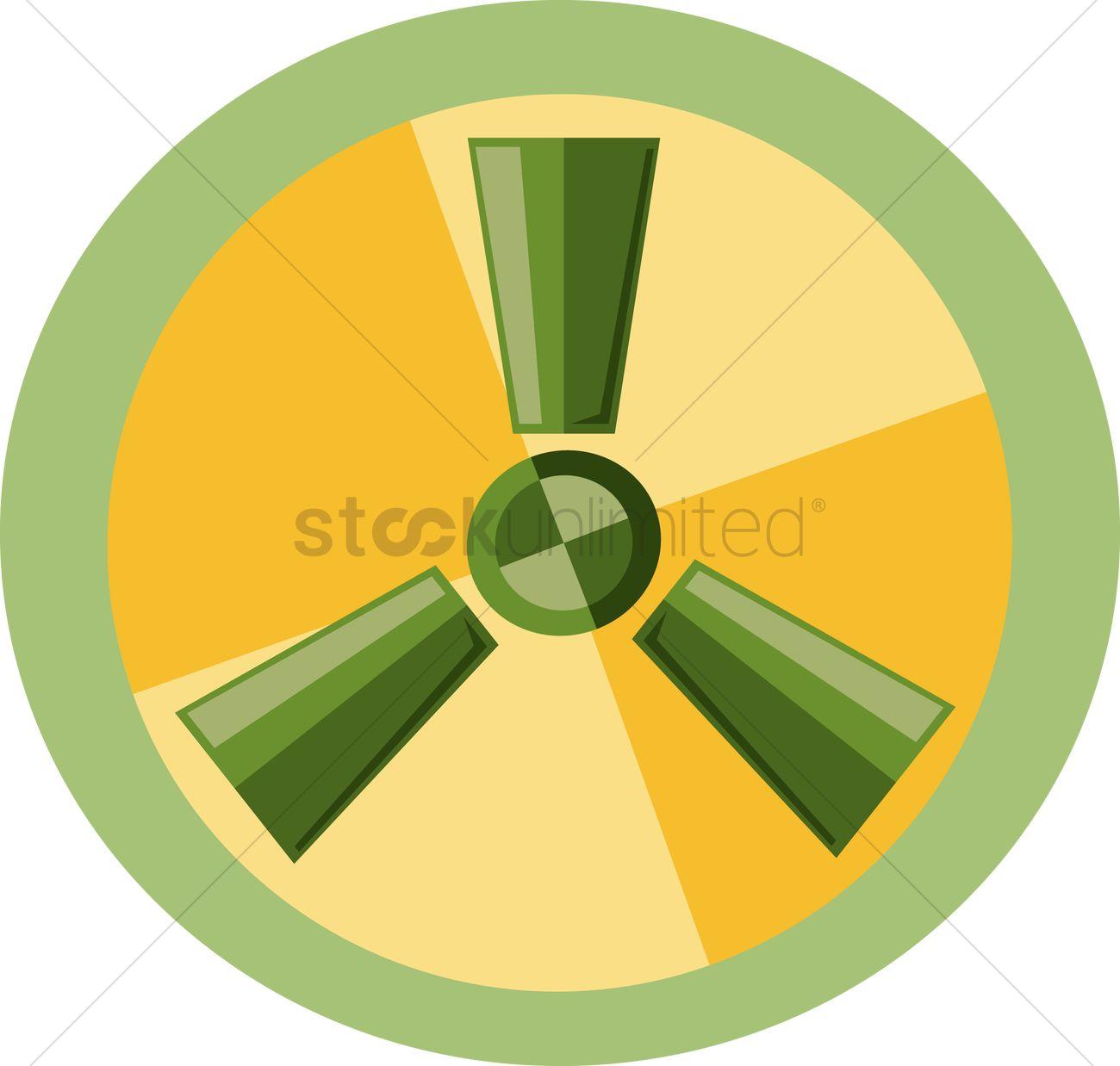 Free radioactive symbol vector image 1262071 stockunlimited free radioactive symbol vector graphic buycottarizona