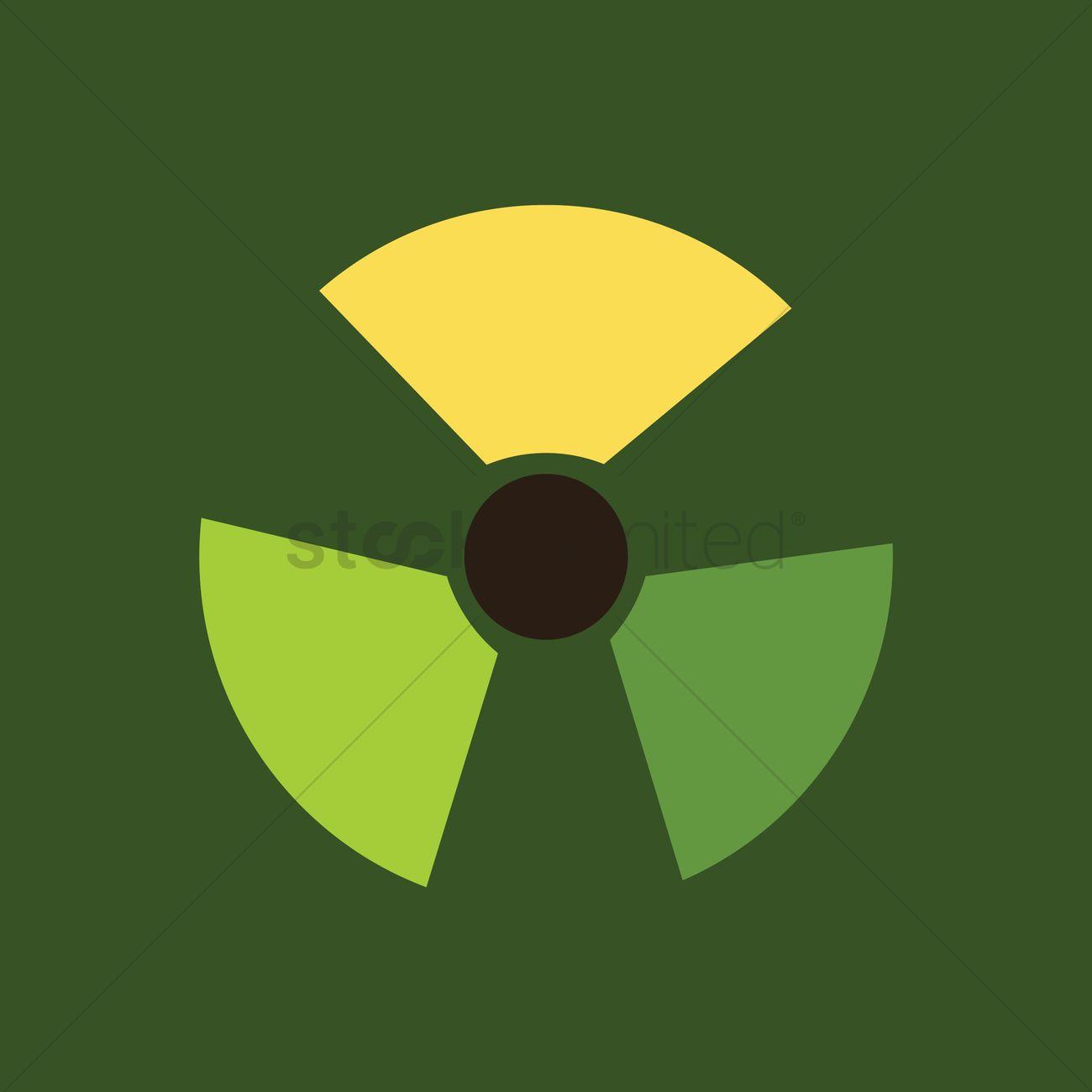 Radioactive symbol vector image 1544187 stockunlimited radioactive symbol vector graphic buycottarizona