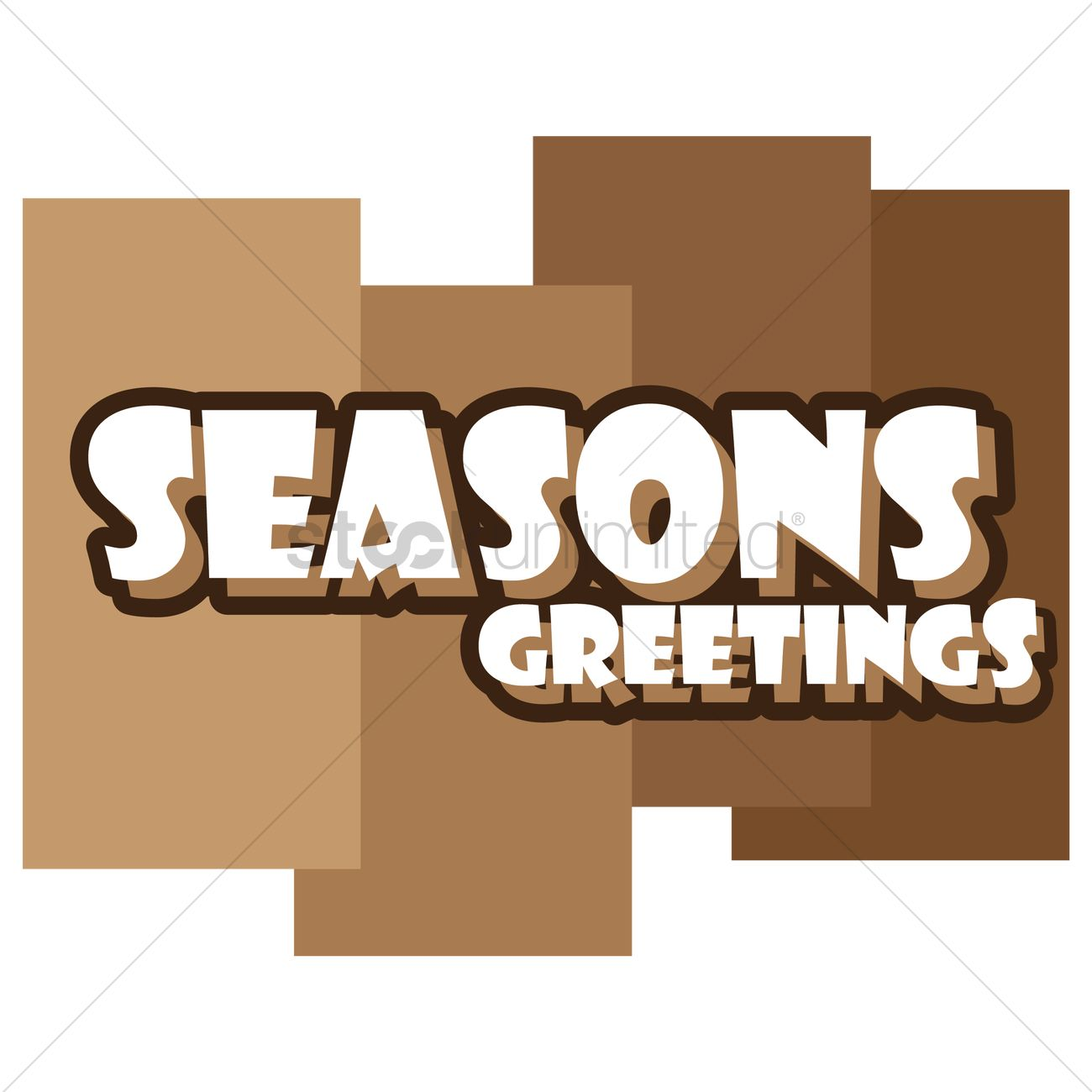 Seasons greeting label vector image 1827347 stockunlimited seasons greeting label vector graphic kristyandbryce Images