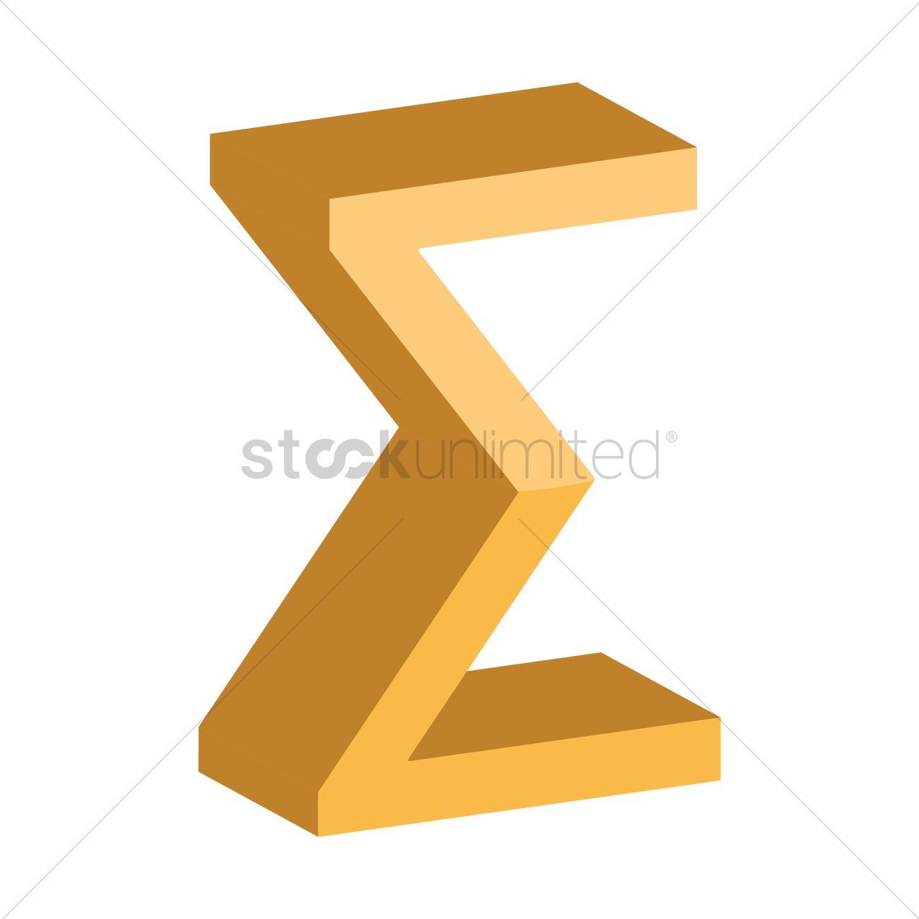Sigma symbol vector image 1866779 stockunlimited sigma symbol vector graphic biocorpaavc Choice Image