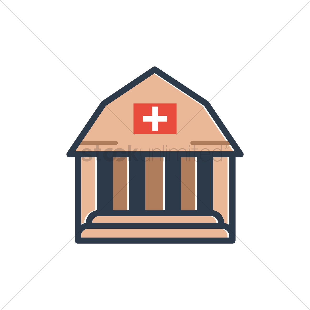 Swiss bank Vector Image - 2024831 | StockUnlimited