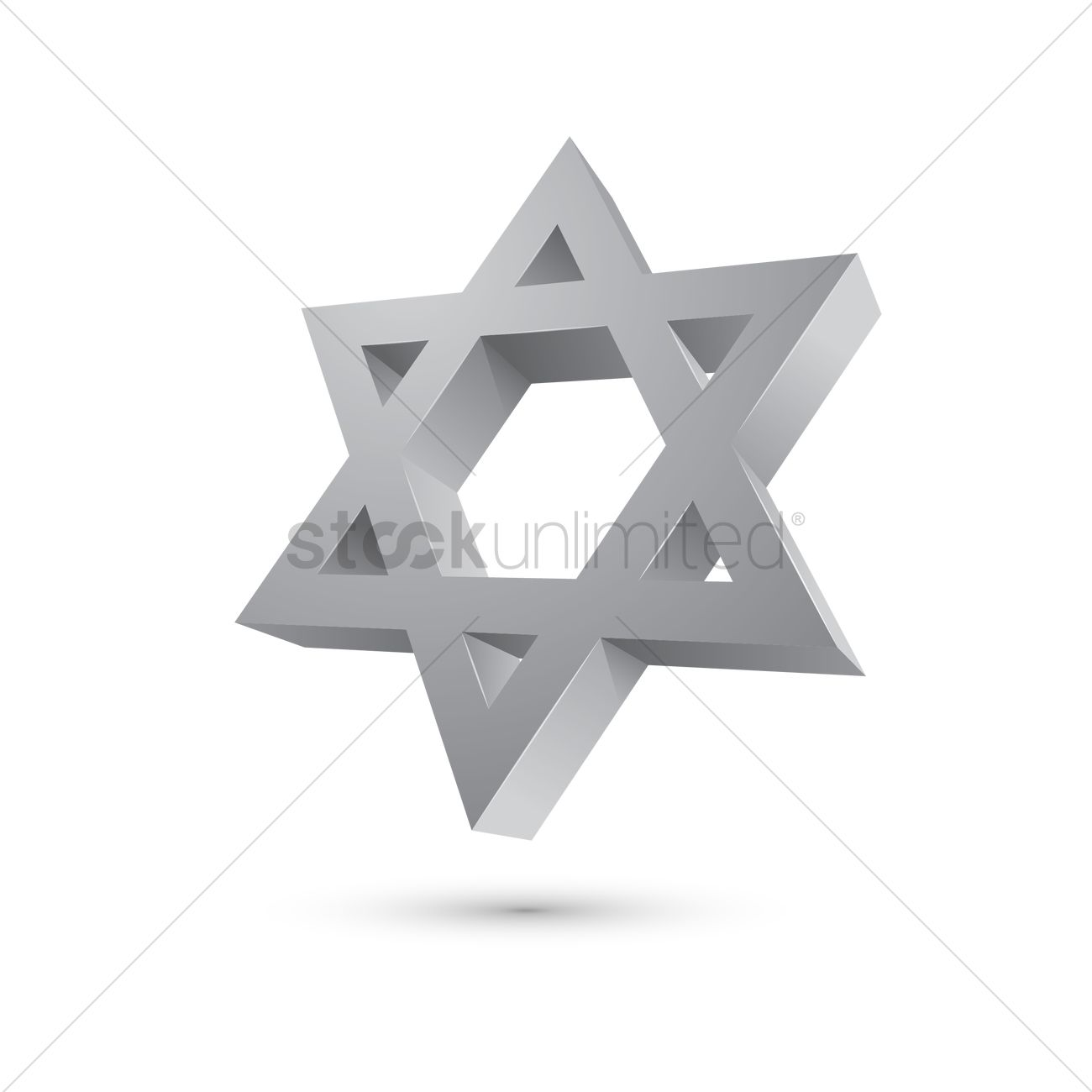 Symbol Of Judaism Vector Image 1996931 Stockunlimited