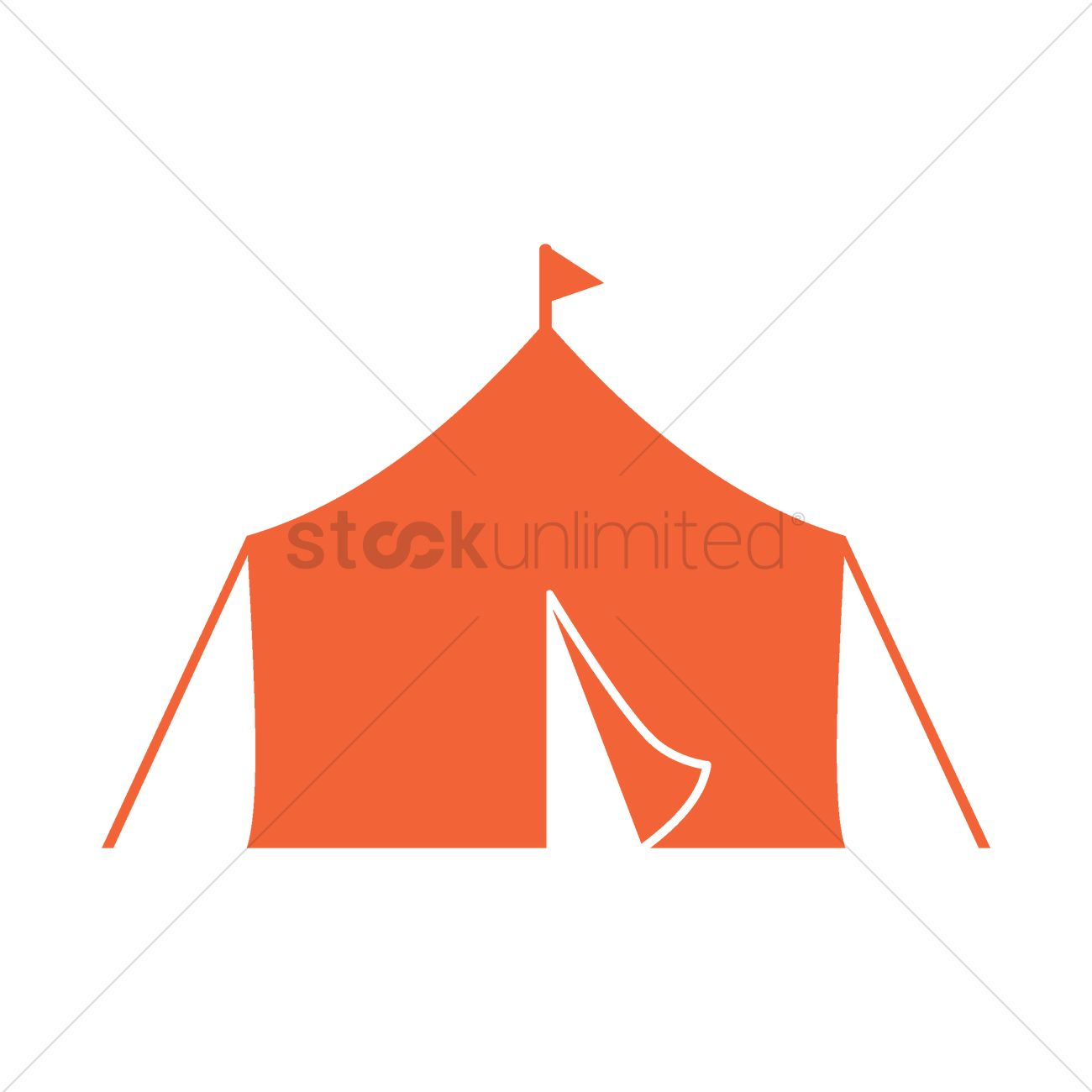 tent vector graphic  sc 1 st  StockUnlimited & Tent Vector Image - 1697759 | StockUnlimited